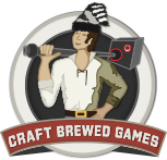 Craft Brewed Games Logo